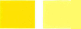 Пигмент-жолто-185-боја